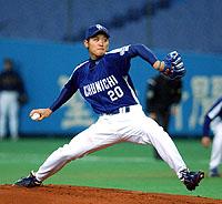 中田、上々です。