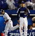中田、雨に教えられる。