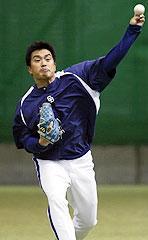 山本昌のような人。