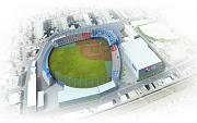 新・ナゴヤ球場のイメージです。